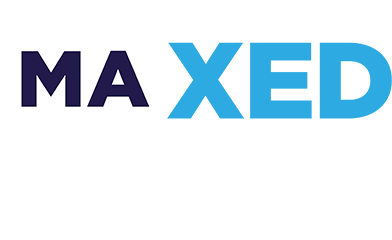 MaxxedUpMedia Logo