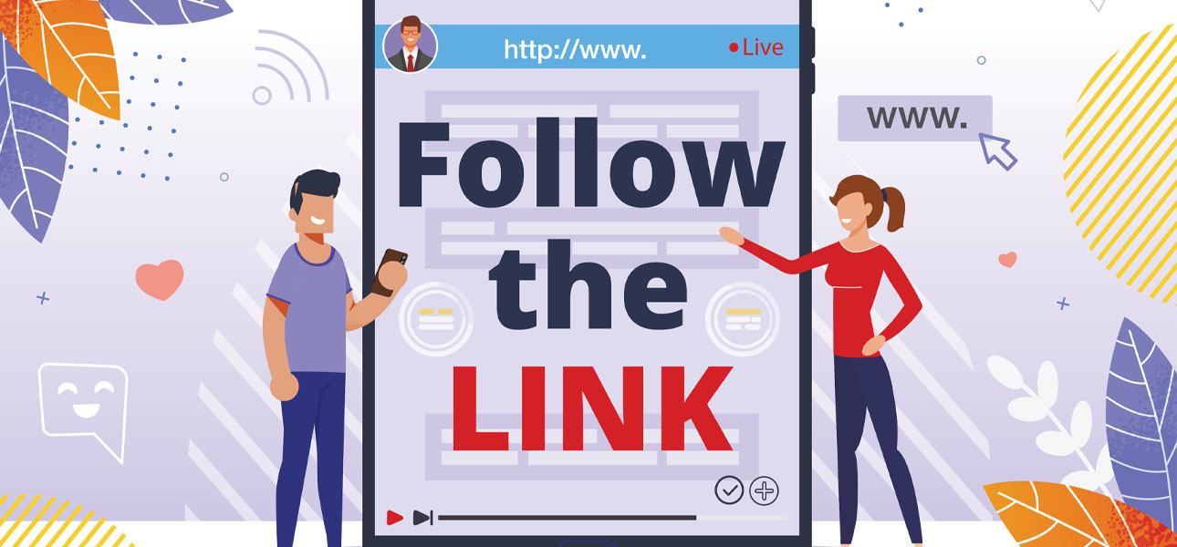 Place links on your site for optimise revenue generation